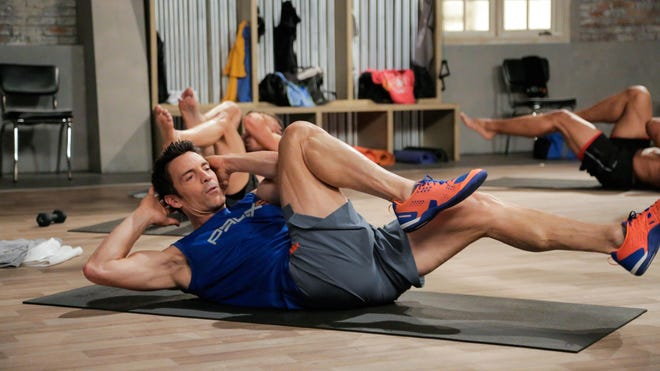 Tony Horton, creator of the P90X series, says you need to have a plan to get fit.