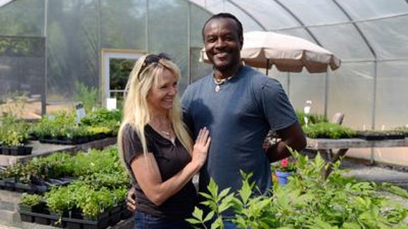 Eagledove Greenhouse & Farm owners Ajani and Mayo Eagledove represent some of the hundreds of small business owners who used Mountain Bizworks programming to help launch their business.