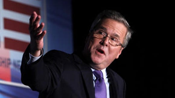 """Former Florida Gov. Jeb Bush's remark that some illegal immigration is """"an act of love"""" has drawn flak from some immigration-reform critics, but Arizona's Sens. Jeff Flake and John McCain support the sentiment."""