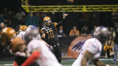 Rattlers QB Nick Davila  hopes  to get back into sync in final tuneup before  the playoffs.