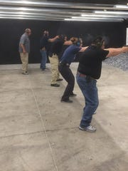 Training programs at Reno Guns & Range include interactive learning tools and exposure to scenario-based training, with qualifications done at the new indoor range.
