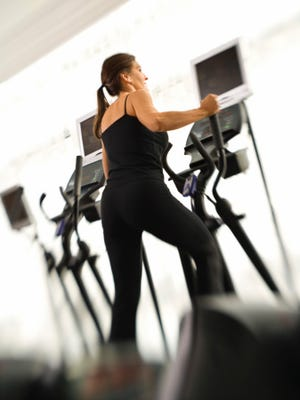Aerobic exercise is an important part of maintaining a healthy weight.