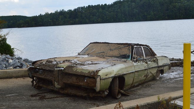 Caldwell County Sheriff's Office says the human remains found in a 1968 Pontiac recovered from a local lake could help solve the case of Amos Shook, who was reported missing on Feb. 19, 1972.
