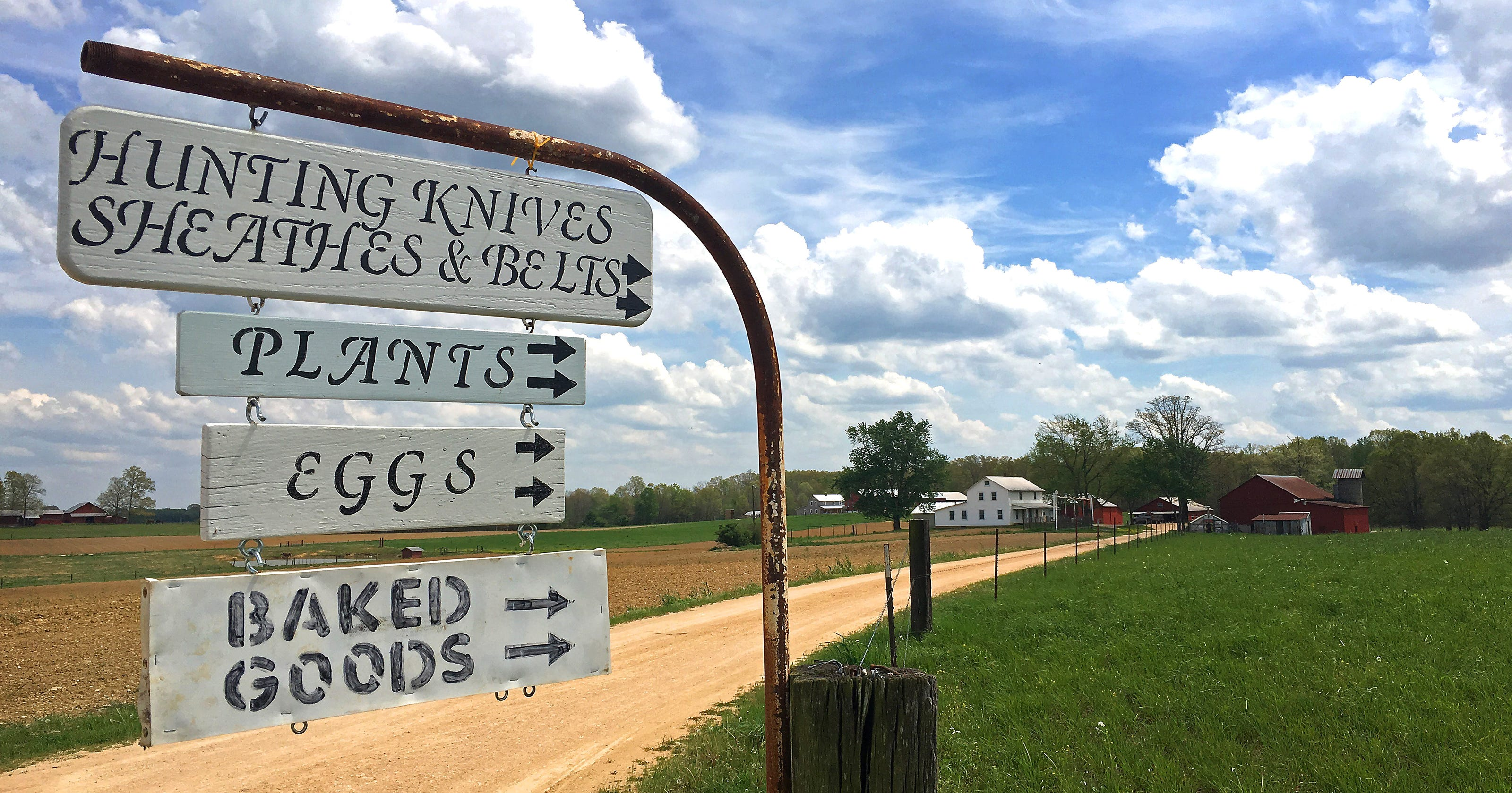 Tennessee's Amish country: Visiting Ethridge
