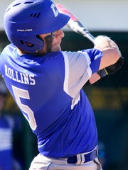 Clyde's Cayden Rollins has been a key run-producer for Post 83.