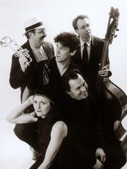 Island Jazz Quintet will play smooth jazz music on