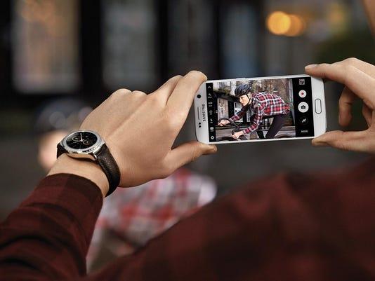 Samsung Galaxy S7 - a