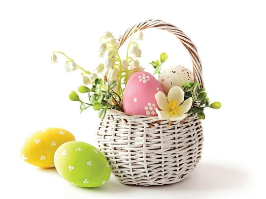 Come to the Eggstravaganza Egg Hunt at the Mendham Library.