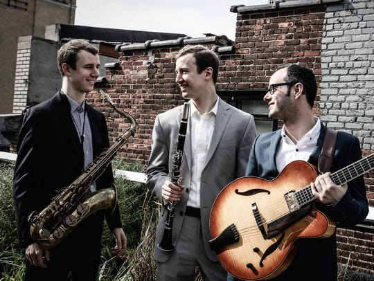 The Peter and Will Anderson Trio visits Vermont for