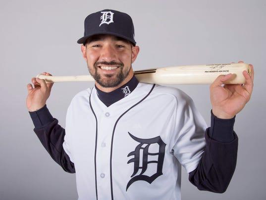 MLB: Detroit Tigers-Media Day
