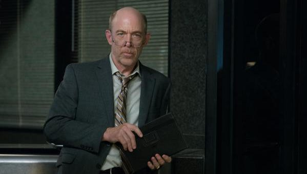 "Oscar winner J.K. Simmons plays Detective O'Brien in ""Terminator Genisys."""