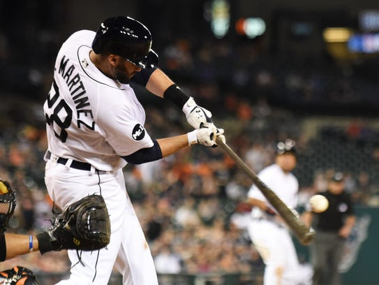J.D. Martinez's hitting prowess will be a hot commodity