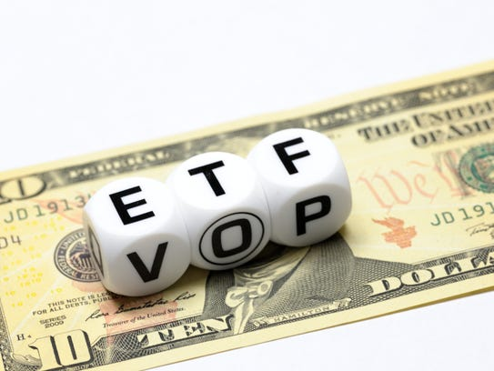 Lower fees with ETFs make your money work for you.