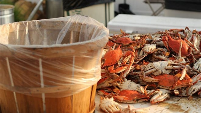 Come get your crabs and bowl a few at Pinsetters.