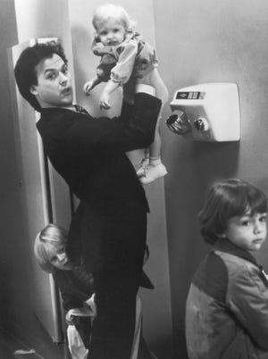 "Michael Keaton was ""Mr. Mom"" in the 1883 film."
