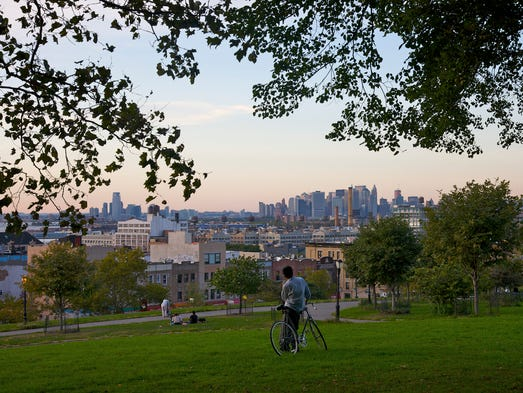 """Sunset Park, New York: """"The success of art and commerce"""