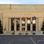 Civic Center.