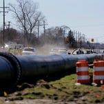 Michigan Senate compromises on funds for Flint water, Fraser sinkhole