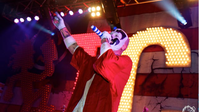 The Insane Clown Posse has filed a lawsuit against the FBI for classifying their fan base as a gang.
