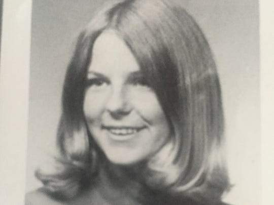 Jennie (Jones) Key, Mother of Mercy class of '72, present-day Enquirer community editor