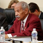 Conyers to lead lawsuit being filed by 190 Democrats against Trump