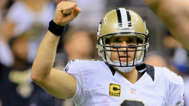 The 2016 schedule for the New Orleans Saints and quarterback Drew Brees has been announced.