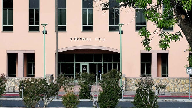 O'Donnell Hall at New Mexico State University