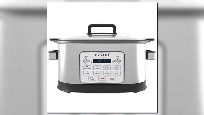 There have been overheating reports of an Instant Pot Multicooker.
