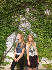 Wisconsin indie-rock act Queen Hilma will play a free concert at the Dogfish Head brewpub in Rehoboth Beach at 10 p.m., Friday, Feb. 2. The group's identical twin sisters, Andi and Alex Peot, were contestants on NBC's The Voice in 2015.