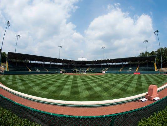 Baseball: Little League World Series: Mexico vs. Panama