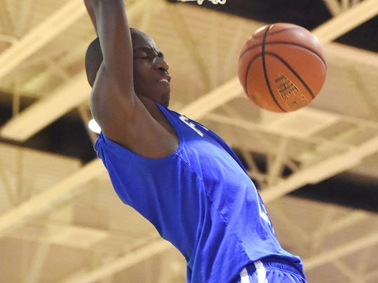 R.E. Lee at East Rockingham Conference 36 semifinals