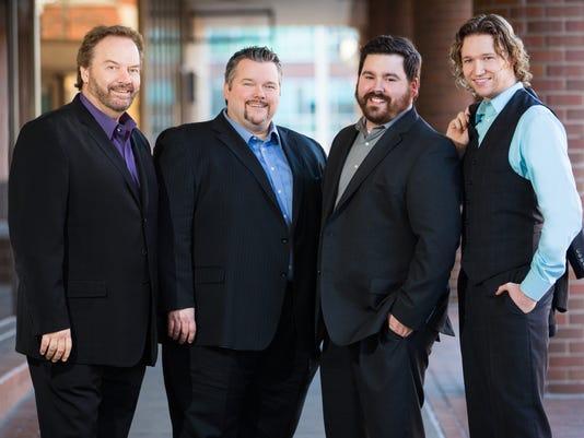 GCY Blackwood Legacy Quartet