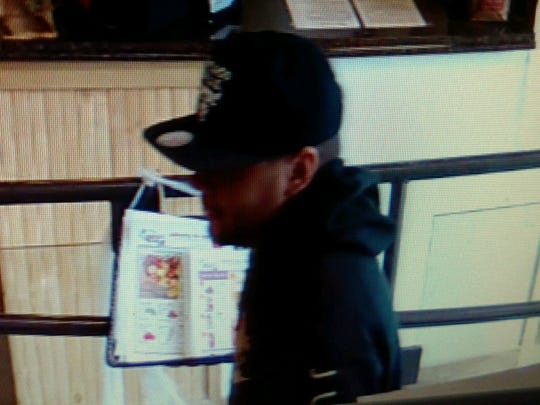 Shelburne police are asking for help identifying these suspected credit card thieves on Oct. 13, 2017.