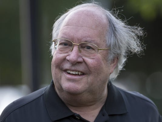 Bill Miller gives $75M to Johns Hopkins University
