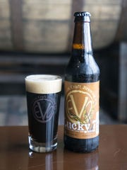 Evolution Craft Brewing Company's Lucky 7.