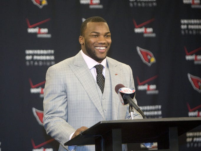 Take a look at the running backs the Cardinals have