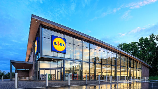 The German-based Lidl supermarket chain wants to build a store on Route 73 in Voorhees.