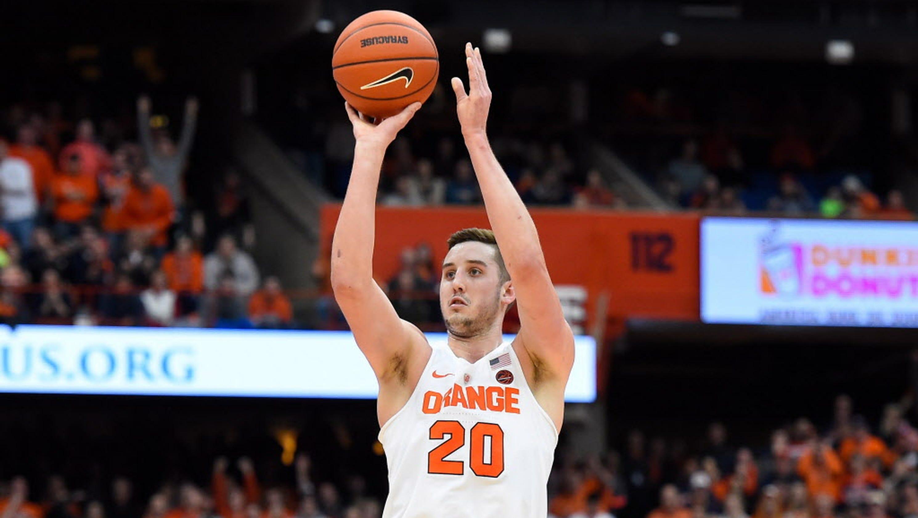 College basketball underclassmen declaring for 2017 NBA draft