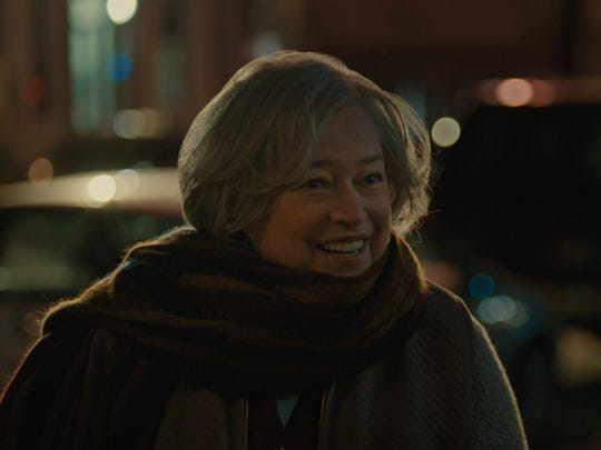 """Kathy Bates stars in """"Complete Unknown."""""""