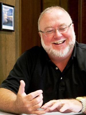 Marshall Public Schools Superintendent Randy Davis