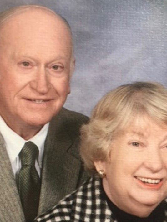 Anniversaries: Al Plemmons & Betty Plemmons