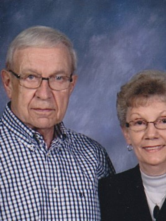 Anniversaries: Richard Linn & Nancy Linn