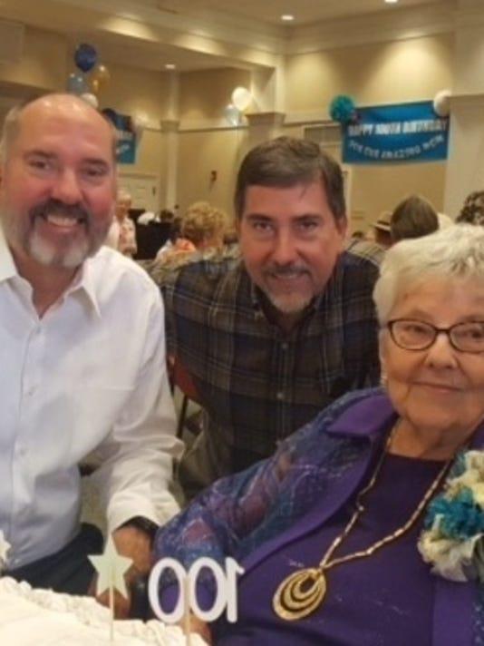 Weddings: Mildred True Hearne