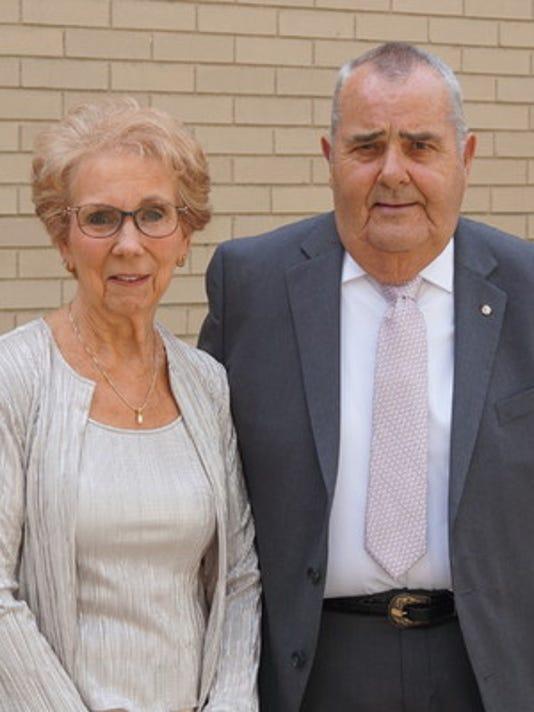 Anniversaries: Dale Cox & Carolee Cox