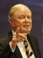 Former President James Ramsey