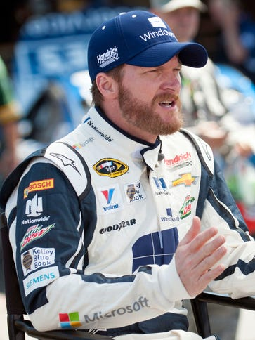 Dale Earnhardt Jr. agreed with NASCAR that the Confederate