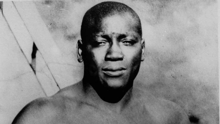 Congress passes resolution calling for Jack Johnson pardon