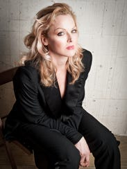 Storm Large is a Portland-based singer, actress, author
