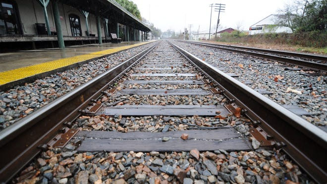 Tallahassee city commissioners will be on board an Amtrak train that will swing through Tallahassee on Feb. 19.