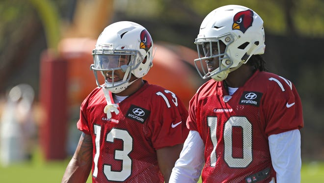 Check out the Arizona Cardinals' latest depth chart before the team's game against the Washington Redskins.